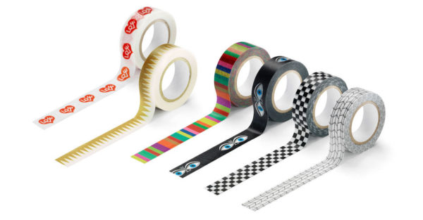 Masking Tape Love Heartmasking tape, love heart